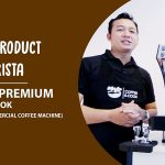 Review Commercial Coffee Machine CCM-3121 CR